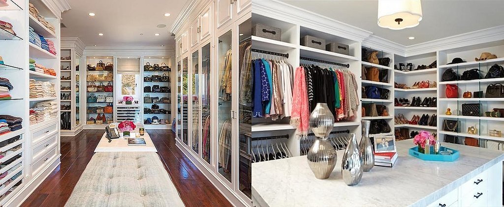 8 Celebrity Closets That Will Make Your Jaw Drop
