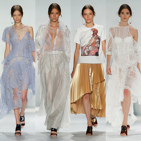 Zimmermann Full Runway Spring 2015 New York Fashion Week