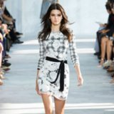 DVF Spring 2015 Show | New York Fashion Week