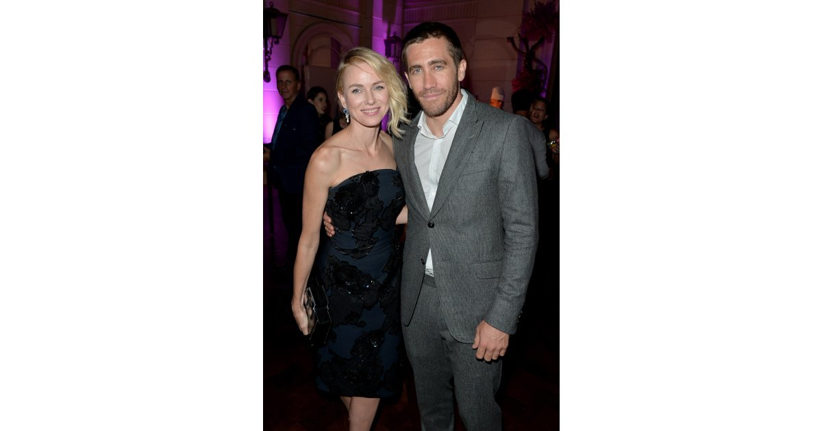 Naomi Watts and Jake Gyllenhaal hung out at the InStyle ... Naomi Watts Movies