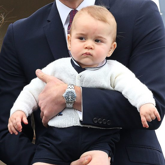 Prince George Reaction to Kate Middleton's Pregnancy