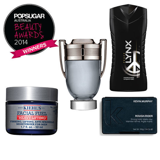 POPSUGAR Australia Beauty Awards 2014: Winning Mens Products