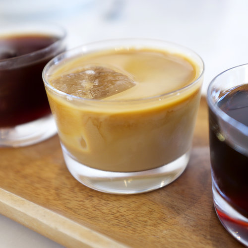 Cold-Brewed Coffee