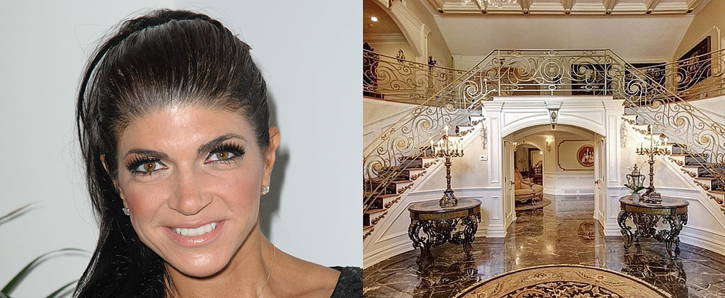 Teresa Giudice Lists Her 10,000-Square-Foot Mansion Before Sentencing