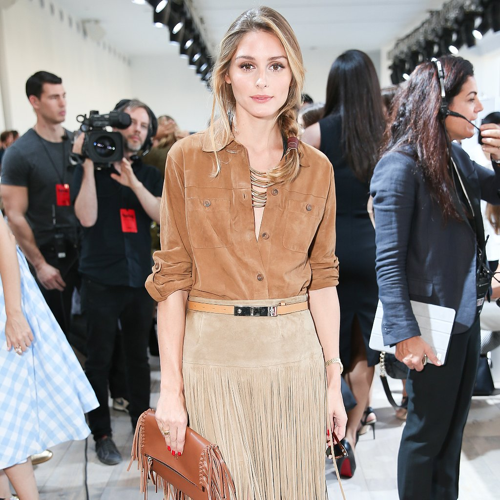 Olivia Palermo Fashion Week Outfits Spring 2015 Popsugar