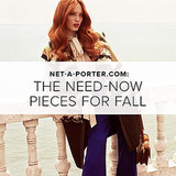 NET-A-PORTER.COM | New Arrivals Fall 2014