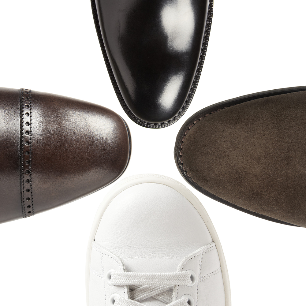Vier Modelle zum Merken H/W14-Schuhtrends: Männer