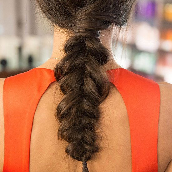 Get the Inside-Out Braid Right Off the Mara Hoffman Runway