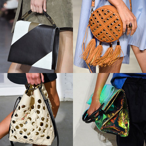 Spring Bag Trends 2015 | Runway