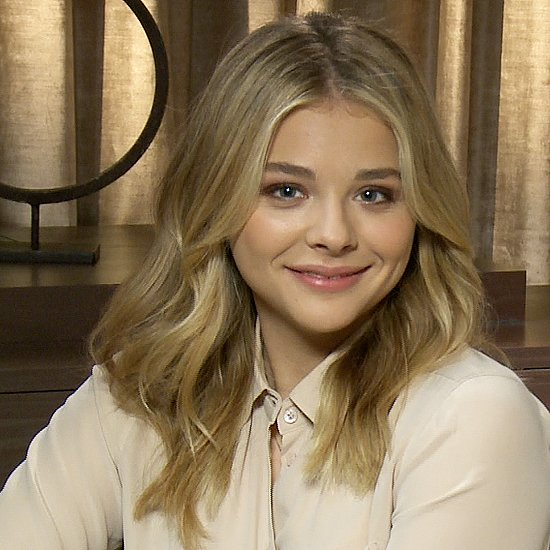 Chloe Grace Moretz Talks About Staying Grounded