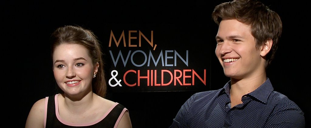 Ansel Elgort Had to (Gratefully) Decline Kate Winslet's Acting Advice