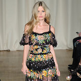 Marchesa Spring 2015 Show | London Fashion Week