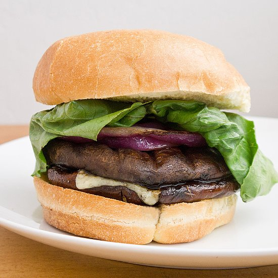 POPSUGAR Shout Out: This Is Not Your Typical Veggie Burger