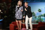 "Kristen Wiig And Ellen Degeneres Do The Last Cover Of ""Let It Go"" That You'll Ever Need To Hear"