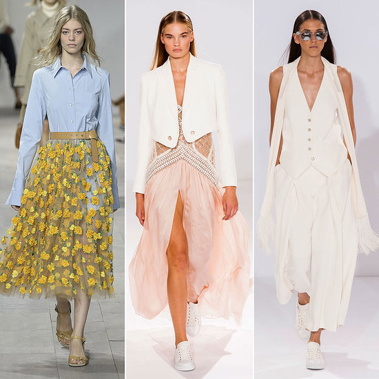 Styling Tips From Spring 2015 Fashion Week Runways