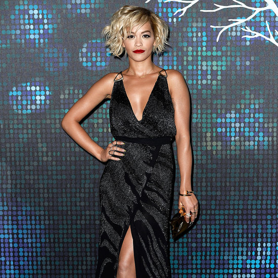 Fashion Interview With Rita Ora
