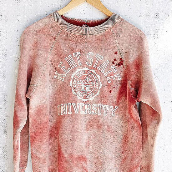 Urban Outfitters Sells Blood-Splattered Kent State Shirt