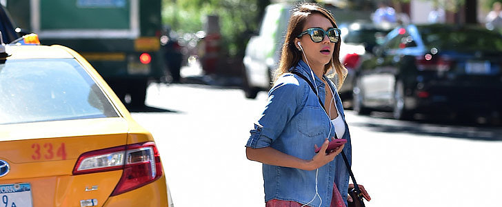 Jessica Alba Shows Us How Good $90 Looks