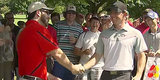 Rory McIlroy Shoots Golf Ball Into Spectator's Pocket