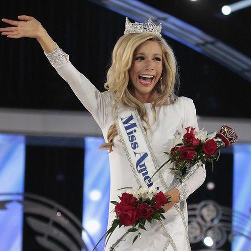 Miss America's Weirdest Moments 2014
