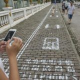 Smartphone Lane in China