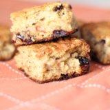 Vegan And Gluten-Free Breakfast Recipe: Cranberry Oat Bread