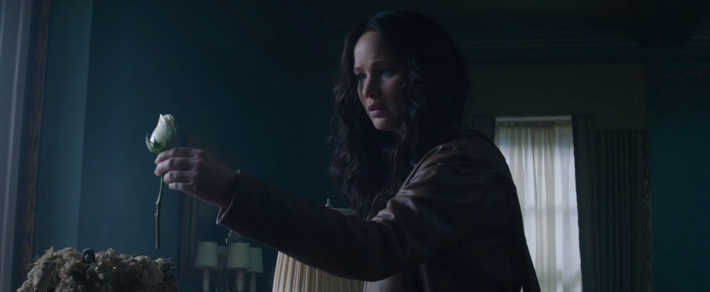The 12 Most Intense GIFs From the Mockingjay Trailers
