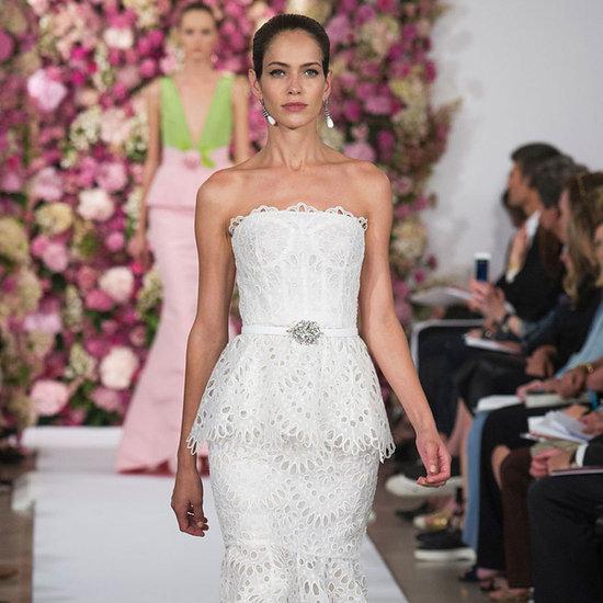 Spring 2015 Fashion Week Wedding Dress Ideas And Inspiration