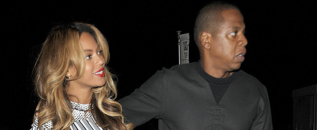 Beyoncé and Jay Z Step Out in Paris as Pregnancy Rumors Heat Up