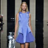 Christopher Kane Spring 2015 Show | London Fashion Week