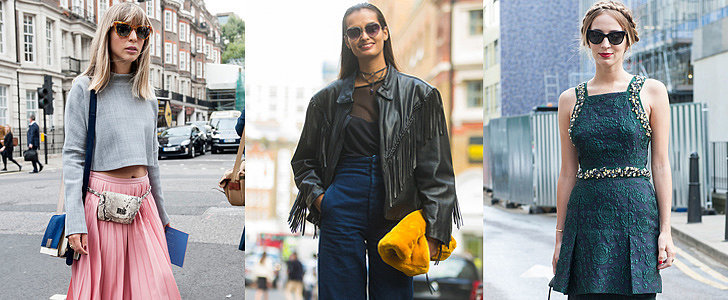 See All the Best Street Style From LFW