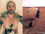 Be My Boyfriend: Mr. Ballsy, AKA Thomas Cantley, Who Is Rolling A Ball Across The U.S. To Raise Money For Testicular Cancer