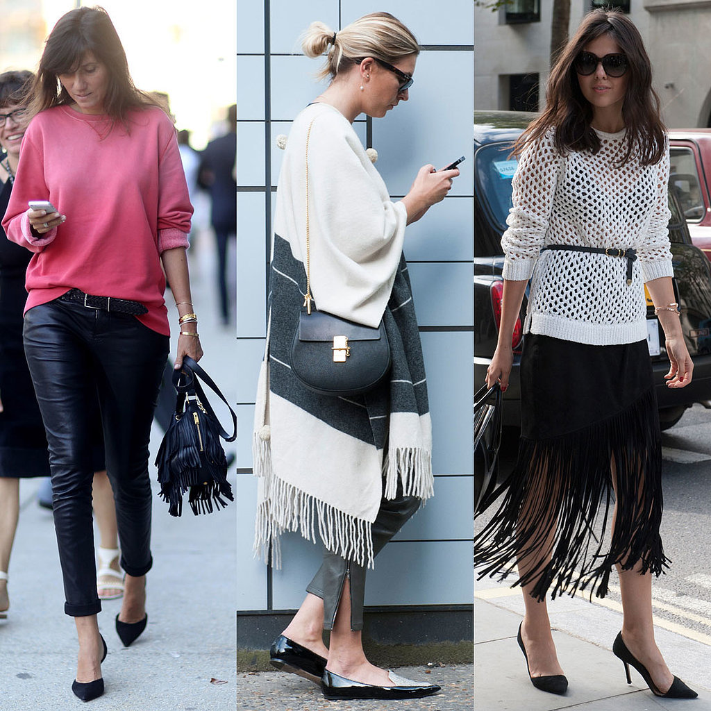 How Wear Fringe A First Timers Guide to Wearing Fringe