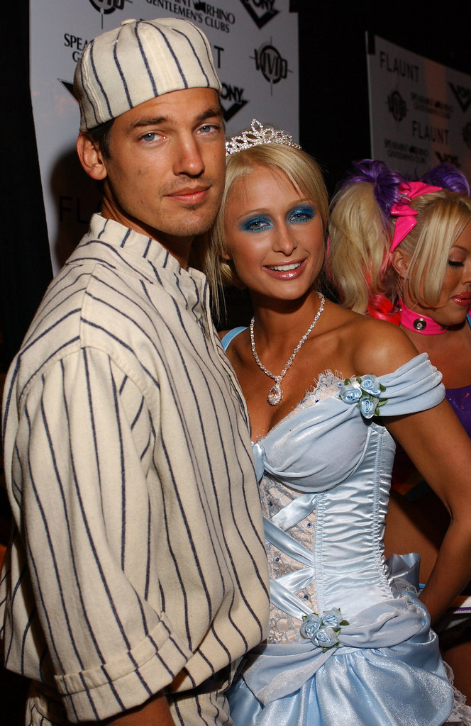 A look at Paris Hilton's Sexy Halloween Costumes Through the Years