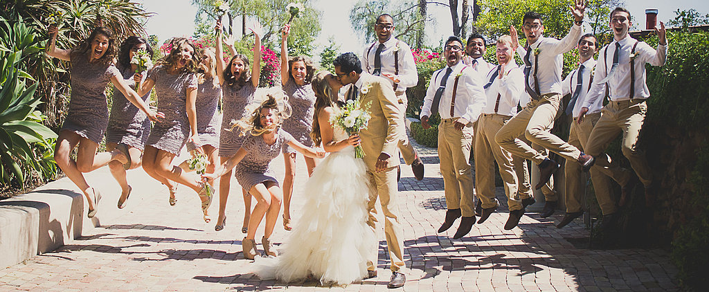 Chris and Maureen's Bold Personalities Made Their Rustic Wedding Timeless
