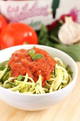 Roasted Red Pepper and Herb Marinara Sauce - Eat Spin Run Repeat