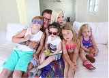 Tori Spelling Celebrates Finn's 2nd Birthday
