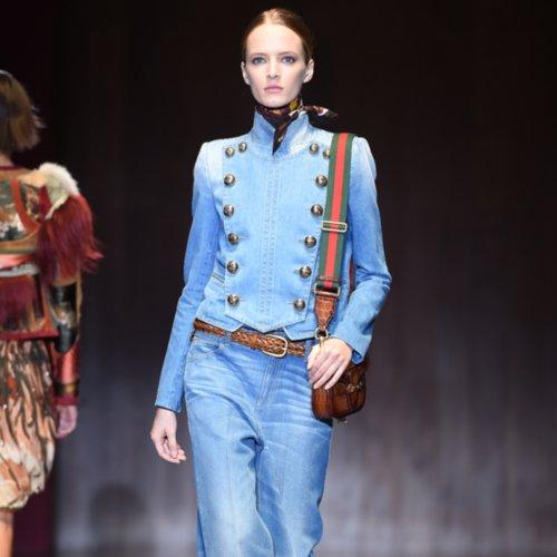 défilé gucci fashion week de milan