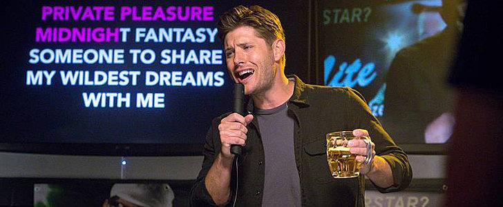 Demon Dean Is Getting His Karaoke On in Supernatural's Season Premiere Pictures