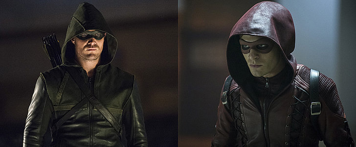 Arrow, Arsenal, and a Mysterious New Guy Are Front and Center in New Pictures