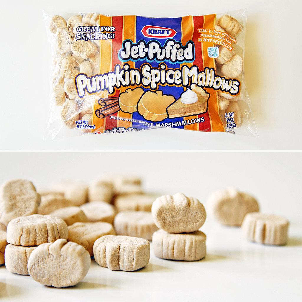Pumpkin Spice Mallows