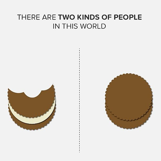 POPSUGAR Shout Out: There Are 2 Kinds of People in the World, Which Are You?