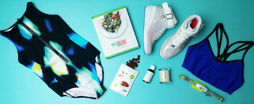 Fitness Products You Need Now . . . According to Sporteluxe