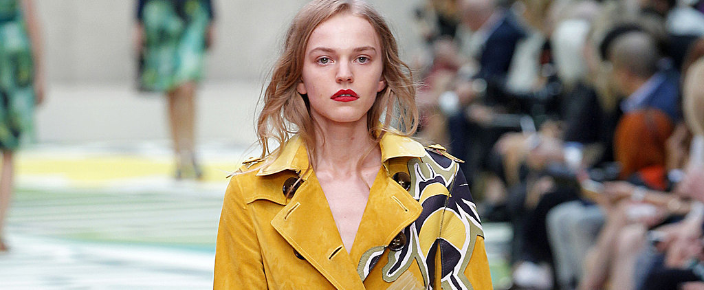 2 Big Trends to Emerge From London Fashion Week