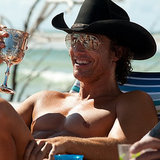 Matthew McConaughey Not in Magic Mike XXL