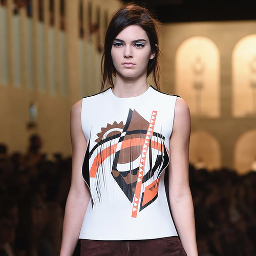How Kendall Jenner Is Winning Fashion Week . . . Again