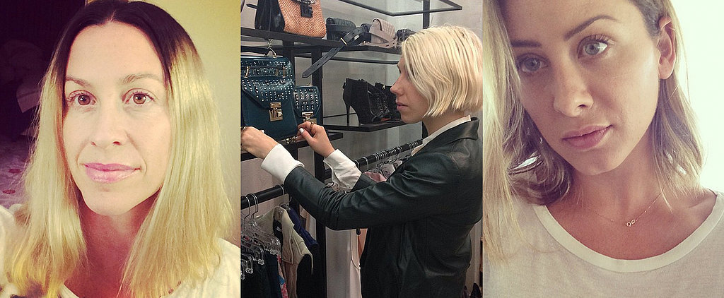 Alanis Morissette's New Color Proves Blondes Are Having a Moment