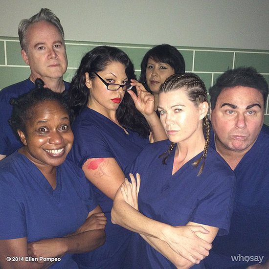 You Need to See the Cast of Grey's Anatomy Dressed as Orange Is the New Black