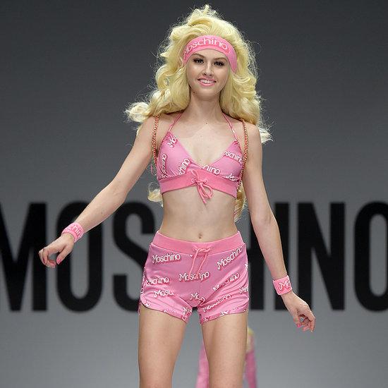 Moschino Spring 2015 Show at Milan Fashion Week