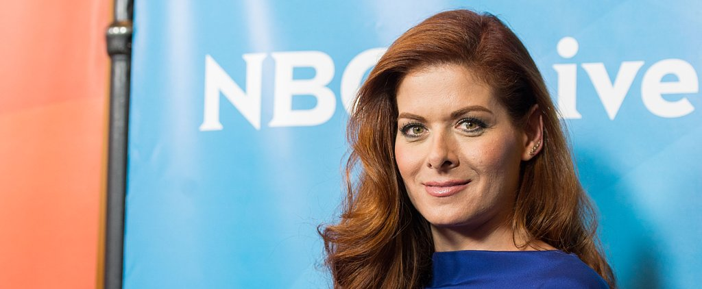 Debra Messing's Tips For Single Working Moms